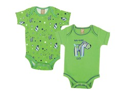 Apple Berry Bodysuit 2-Pack (0-3)