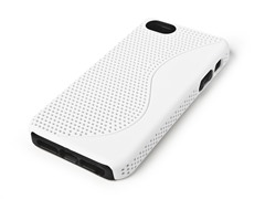 Yin-Yang Case for iPhone 5 - Black/White