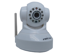 Indoor Wireless Pan/Tilt IP Camera