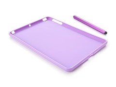 Silicone Case for iPad mini - Purple