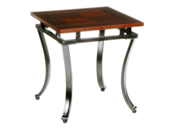 SEI Modesto End Table