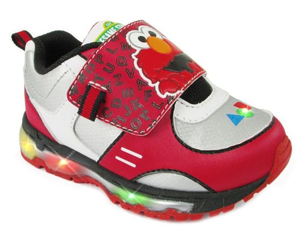 Elmo Light Up Sneaker 7 12