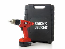 Black & Decker 12V Cordless 83-Pc Project Kit