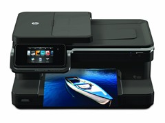 HP Photosmart Wireless eAIO Printer