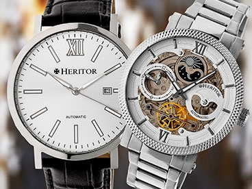 Heritor Men's Watches