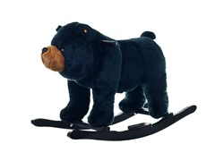 Black Bear Rocker with Sounds