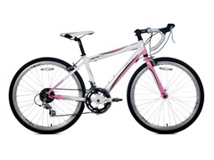 "Giordano Libero 24"" Youth Bike Pink/Wht"