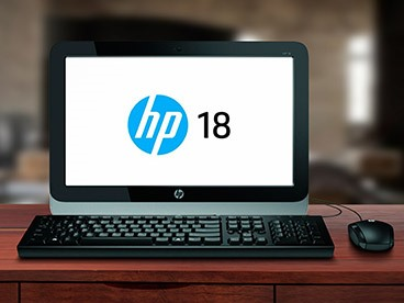 HP Desktops & All-In-Ones