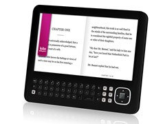 """7"""" Color eReader with Android 2.1 - Black"""