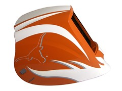 Vision Welding Helmet, Texas