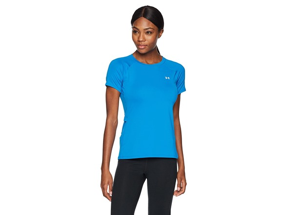 Under Armour Women's Sunblock Shirt 78f607e5-8d9f-4cc4-ae1b-afda0d409be7