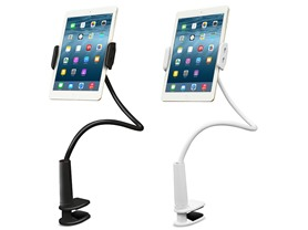 Aduro Solid Grip Gooseneck Tablet Mount
