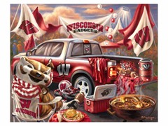 Wisconsin  -  Tailgate