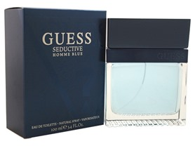Guess Seductive Homme Blue -3.4 oz(M)