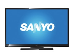 "SANYO 39"" 1080p LED HDTV"