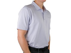 Tribal Polo - Purple (Medium)