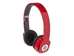 Zoro On-Ear Headphones - Red