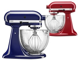 KitchenAid 5Qt Tilt-Head Stand Mixer-2 Colors