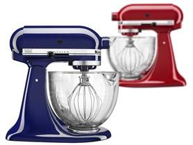 KitchenAid 5Qt Tilt-Head Stand Mixer-2 Colors
