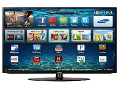 "Samsung 46"" 1080p LED Smart TV w/ Wi-Fi"