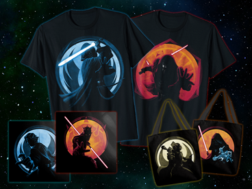 Saber Collection Shirts by teesgeex