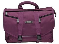Mini Messenger Bag - Purple