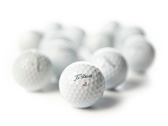Titleist Pro V1x Recycled Golf Balls
