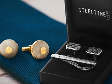 Cuff Links and Tie Clips