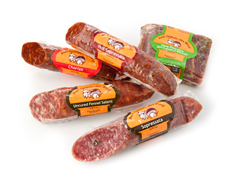 Artisanal Sausages and Pancetta 5-Pack
