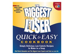 Biggest Loser Quick and Easy Cookbook