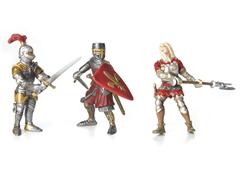 Battling Knights Pack - Fleur de Lis