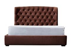 Chocolate Presidio Bed (2 Sizes)