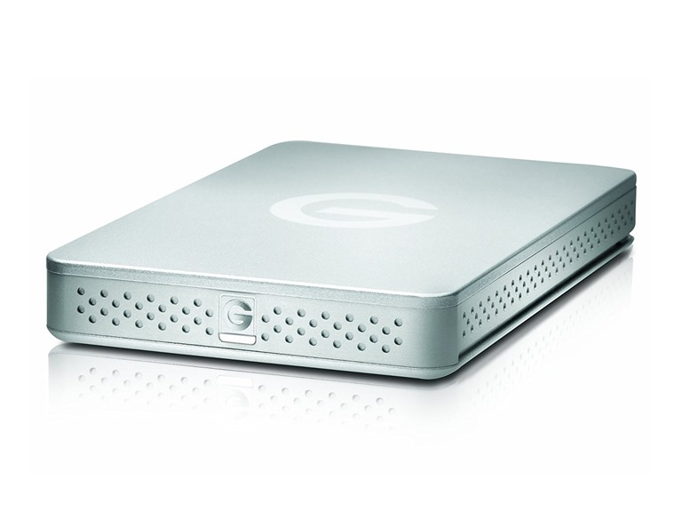 G-Technology G-DRIVE ev USB 3.0 Hard Drive 1TB