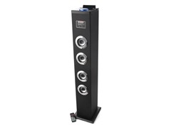 QFX Bluetooth Tower Speaker w/ FM/USB/SD