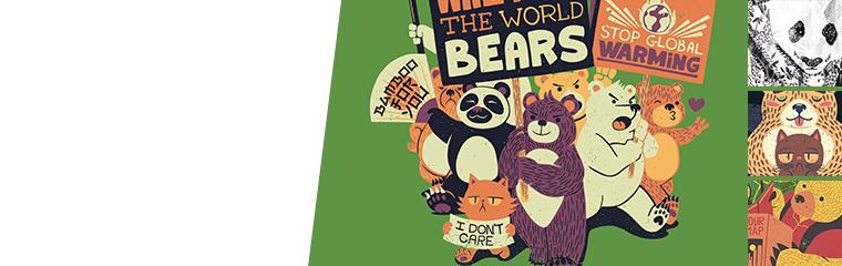 Tobe Fonseca: Bears!