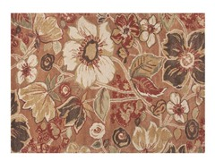 Florbunda Copper 5' x 8' Rug