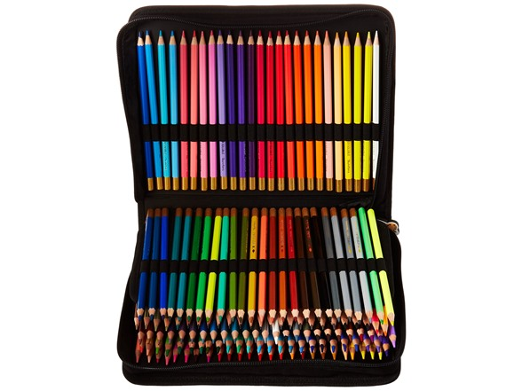 Colored Pencil Artist Set with Case (150-Piece) WT154955A