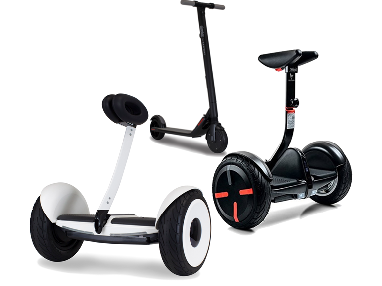 Segway Certified Refurbished Ride-Ons