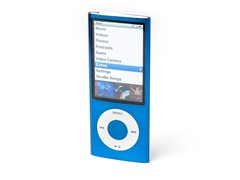 8GB iPod nano (5th Gen) Blue