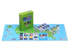 Flag Frenzy Game- USA