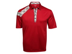 Shifter Polo - Signal Red