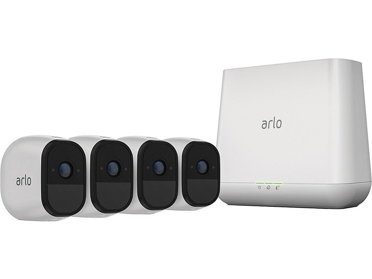 Arlo Pro 4-Camera System w Extra Charger