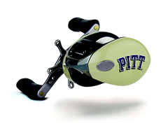 Univ. of Pittsburgh Baitcasting Reel