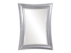 Fairmont Metallic Silver Mirror