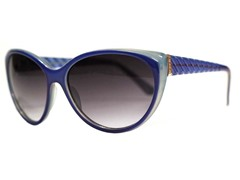 Polarized Savannah Sunglasses, Navy