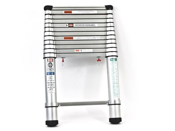 Telesteps Telescoping Ladder : Telesteps ft telescopic extension ladder