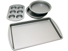 Nonstick 4-piece Bakeware Starter Set