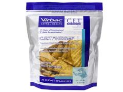 C.E.T.® HEXtra® Premium Chews,Medium 30ct