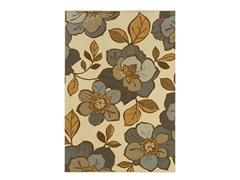 Tahiti  Floral Rug (Multiple Sizes)