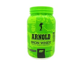 Arnold Iron Whey Strawberry Banana 2lb.
